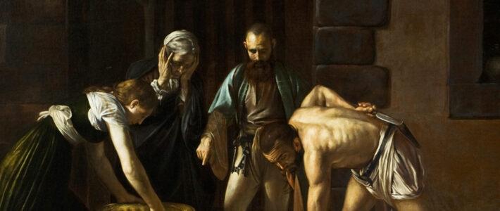 St. John the Baptist: the Forerunner