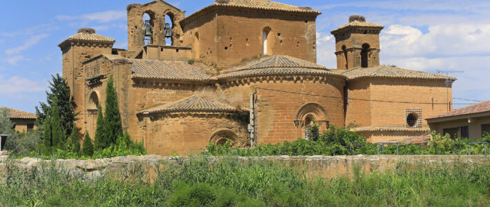 The nunnery of Sijena reopens to visits