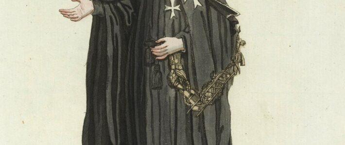 The «stola» of the Order of Saint John